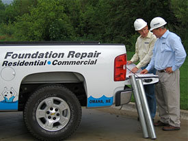 Foundation Repair Contractor in Illinois